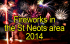 Bonfire / Fireworks Night 2014 in the St Neots area
