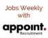 Jobs weekly: 17th Oct 2014