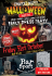 Cannock's Biggest Halloween Fright Fest! FREE ENTRY!