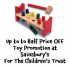 Up to ½ Price OFF Toy Promotion To Benefit Children's Trust at Sainsbury's Epsom @childrens_trust #epsom