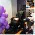We attended the launch of Skyrah's new beauty salon! @SkyrahBeauty