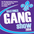 Hastings Gang Show 2014