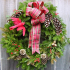 Make a Christmas Wreath At Upton House