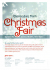Clarendon Park Christmas Fair at Clarendon Park