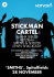 Stickman Cartel, Blank Bibles, Hepzibah, Sirens and Shelter, Lewis Shacklady
