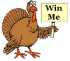 Support your local community...you could win a Turkey!