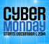 Are you prepared for Cyber Monday - 1st December 2014!!!