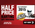 Half Price Karting Vouchers from Brentwood Karting
