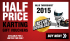 Lakeside Karting HALF PRICE VOUCHER SALE