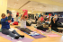 'YogaBubs' and 'BabyFit' Christmas Party 2014 In Aid of the Home-Start Snowflake Appeal