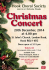 Hook Choral Society Christmas Concert