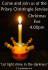 Great Malvern Priory Christingle