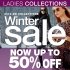 SAMUEL PEPYS WINTER LADIES SALE
