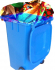 Revised Farnham bin collection dates over Christmas and New Year