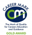 College Awarded with Career Mark Award Gold