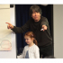 The Shape Game with Anthony Browne and Mini Grey