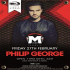 Mixed Fridays: Presents Philip George