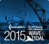Wave and Tidal - A RenewableUK Conference and Exhibition