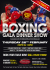 Boxing Gala Dinner Show with Midland Counties ABA & Pleck Boxing Club