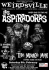 Weirdsville Presents: Las Aspiradoras + Mirage Men