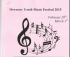 Oswestry Youth Music Festival