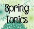 Spring Tonics Workshop