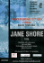Jane Shore silent film with music