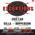 First Word presents Excursions with Eric Lau, Gilla & Bopperson