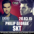 Philip George and SKT at Evoke