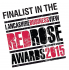 Physiofusion are a finalist in the Red Rose Awards!