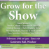 Grow for the Show: An evening with RWRHS and local celebrities