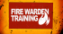 Fire Warden Marshal Training