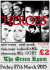 'HEROES' New Wave 80s Club Night