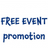 Promote Your Event for Free