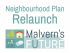Malvern Relaunch of Neighbourhood Plan