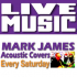 Live Music At Venezia From Mark James