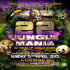 22 Years Of Jungle Mania (1993-2015): Sunday 5th April 2015: The Coronet