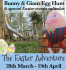 Stockeld Park Bunny & Giant Egg Hunt - Wetherby