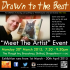 "Meet The Artist @ ""Drawn to The Beat"" by Alex Vann"