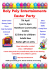 Roly Poly Entertainments Easter Party