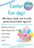 Enchants are holding an Easter fun day for the kids!