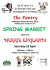 The Pantry Spring Market