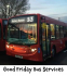 Epsom Coaches Bus Services on Good Friday @epsomcoachesgro #Easter
