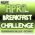 April Breakfast Challenge with Ron Glazier Personal Training @rglazier89