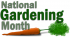 Did you know April is Gardening Month?