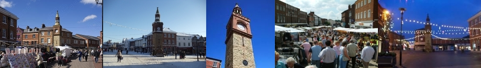 Local Businesses in Ormskirk