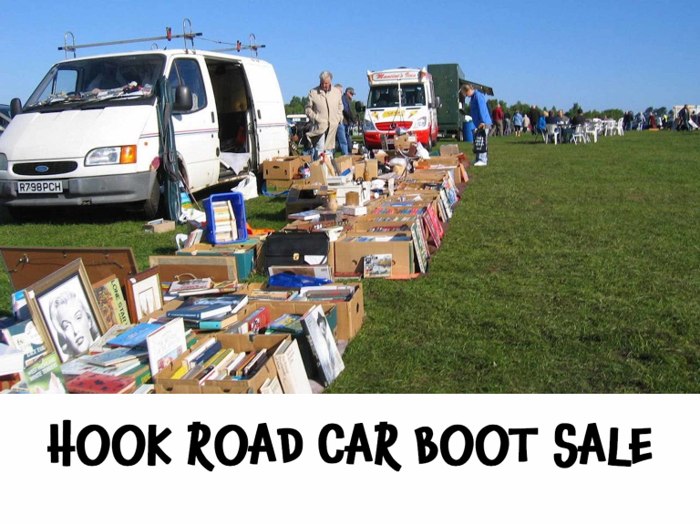 Nutberry Fruit Farm Car Boot Sale