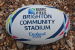 Rugby World Cup 2015 - Brighton Community Stadium Matches