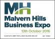 Malvern Hills Business Expo 13th October 2016