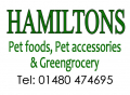 Hamiltons Pet Foods, Accessories & Greengrocer